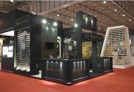 Harrods bespoke exhibition stand 3