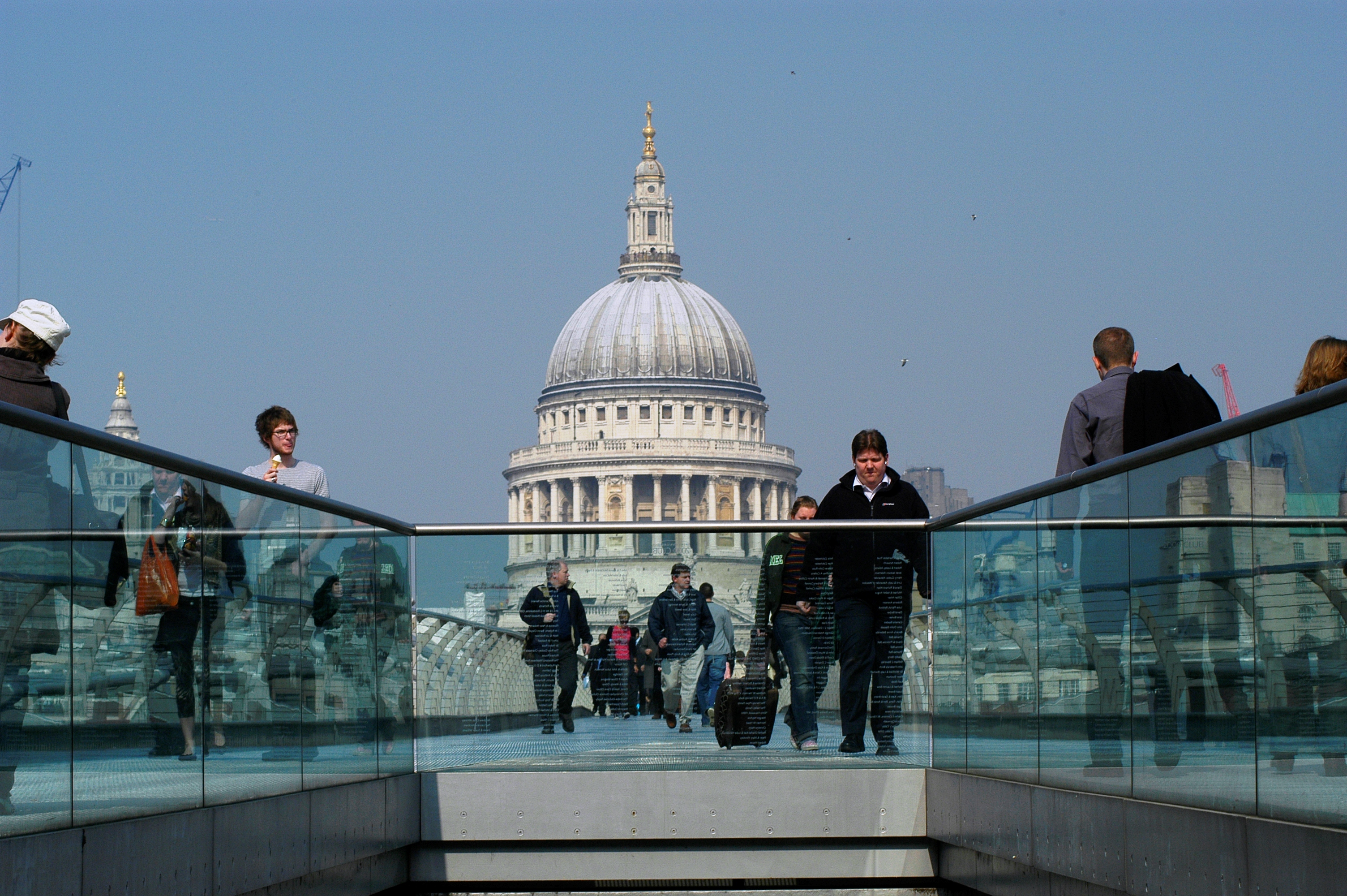 Picture of St Pauls the heart of Legal Recruitment